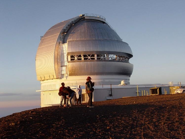 กล้องโทรทรรศน์ที่ใหญ่ที่สุดในโลก