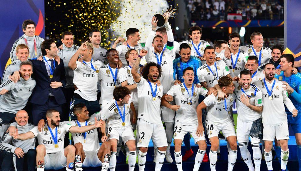 10 สโมสรฟุตบอลระดับโลก