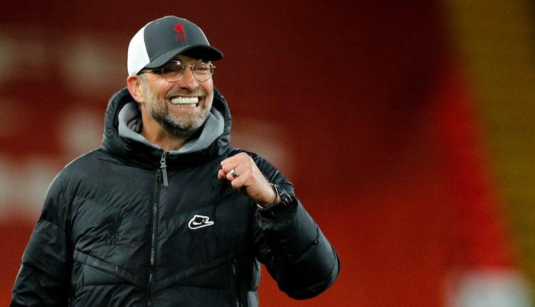 ผู้จัดการทีม Liverpool